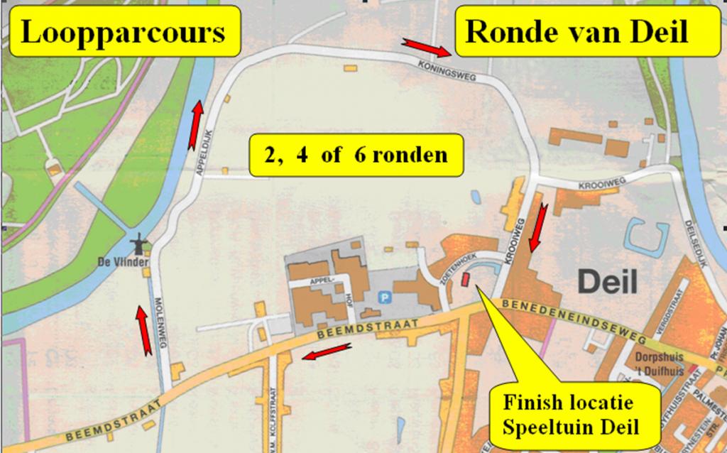 parcours ronde van deil1