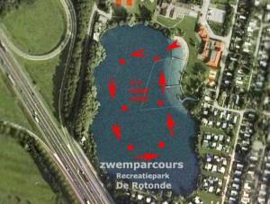zwemparcours