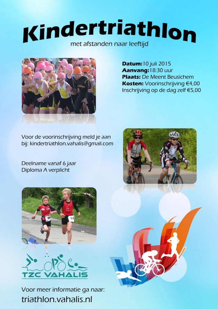 flyer kindertriathlon